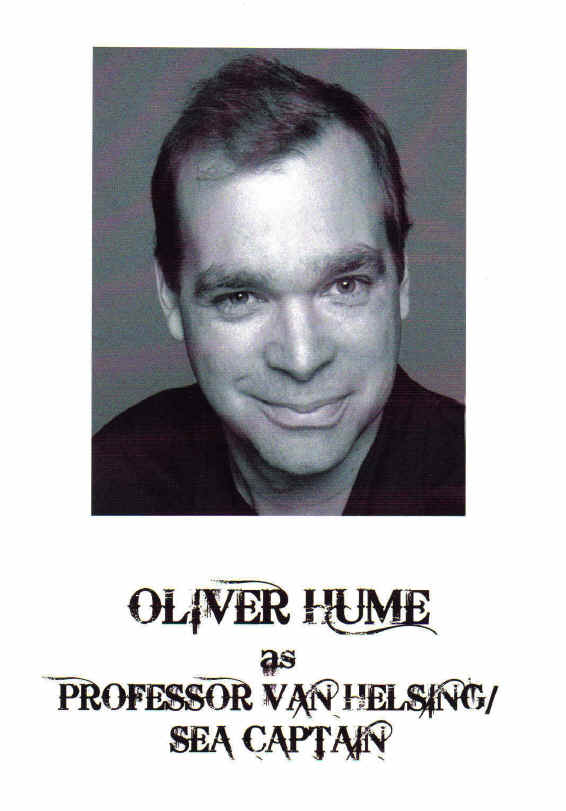 Oliver Hume